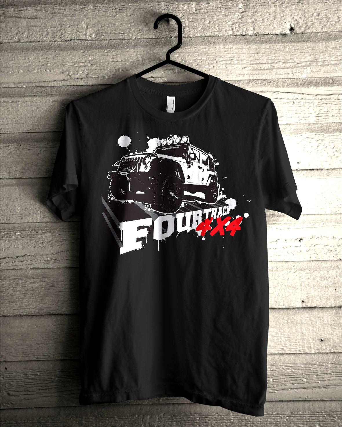 Shirt Fourtrack Limited Edition Of Only 3 Dozen Pre Order Call