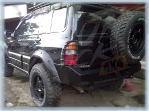 escudo bumper blk