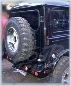 2LJ40 bumper belakang typeA