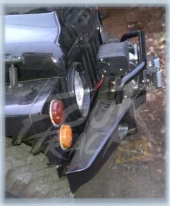 2LJ40 bumper depan typeA
