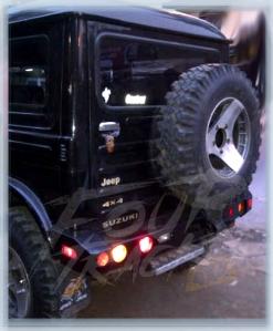 3LJ40 bumper belakang typeA