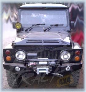 LJ40 bumper depan typeA