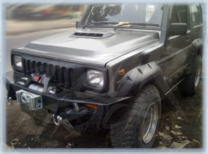 bumper depan taft233