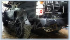 bumper blk terrano 18061402