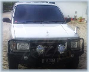 panther bumper dpn 30061403