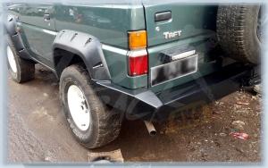 rocky bumper blk 27061401