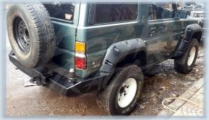 rocky bumper blk 27061403
