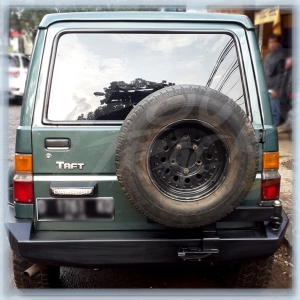 rocky bumper blk 27061404