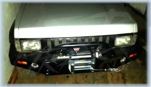 terrano bumper dpn 28061401