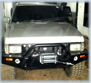 terrano bumper dpn 28061405
