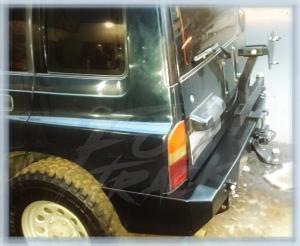 VES1 bumper blk 13061402