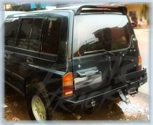 VES1 bumper blk 13061403