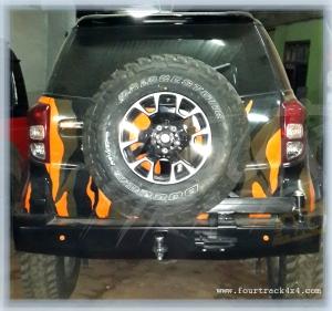 rushterrios bumper blk 07071403