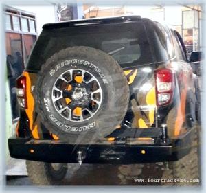 rushterrios bumper blk 07071404