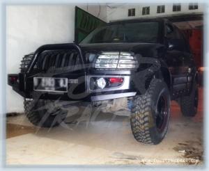 VEs bumper dpn blkg 26081402