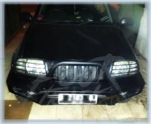 VEs bumper dpn blkg 26081404