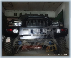 VEs bumper dpn blkg 26081405
