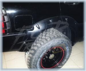 VEs bumper dpn blkg 26081409