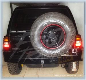 VEs bumper dpn blkg 26081411