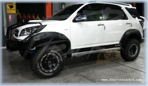 terrios rush bumper 14111403