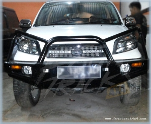 terrios rush bumper 14111405