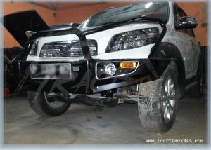 terrios rush bumper 14111406
