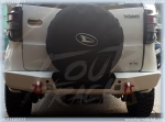 teriosrush bumper blk 28091504