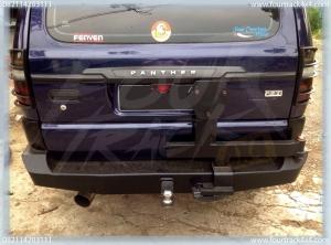 isuzupanther bumper blk 22031603