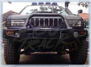 isuzupanther bumper dpn 21031603