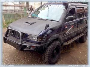 isuzupanther bumper dpn 21031608
