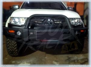 pajero triton bumper depan 30031601