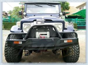 toyota hardtop bumper depan 29031601
