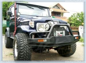 toyota hardtop bumper depan 29031602