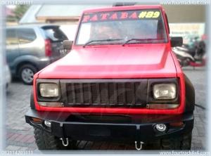 daihatsu taftferozarockyhiline bumper depan 25041601