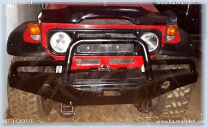 toyota hardtop bumper depan 0404201602